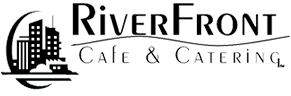 River Front | Cafe and Catering Logo